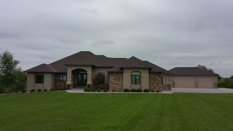 Recent Roofing & Gutter Projects in Hickman, Ne
